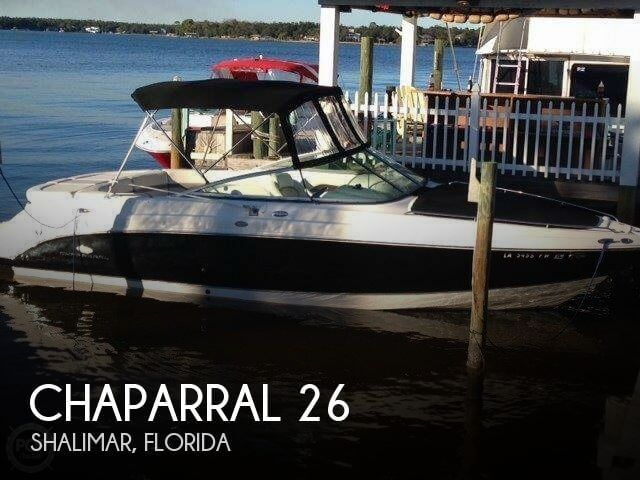 Used Chaparral 26 Boats For Sale by owner | 2006 Chaparral 26
