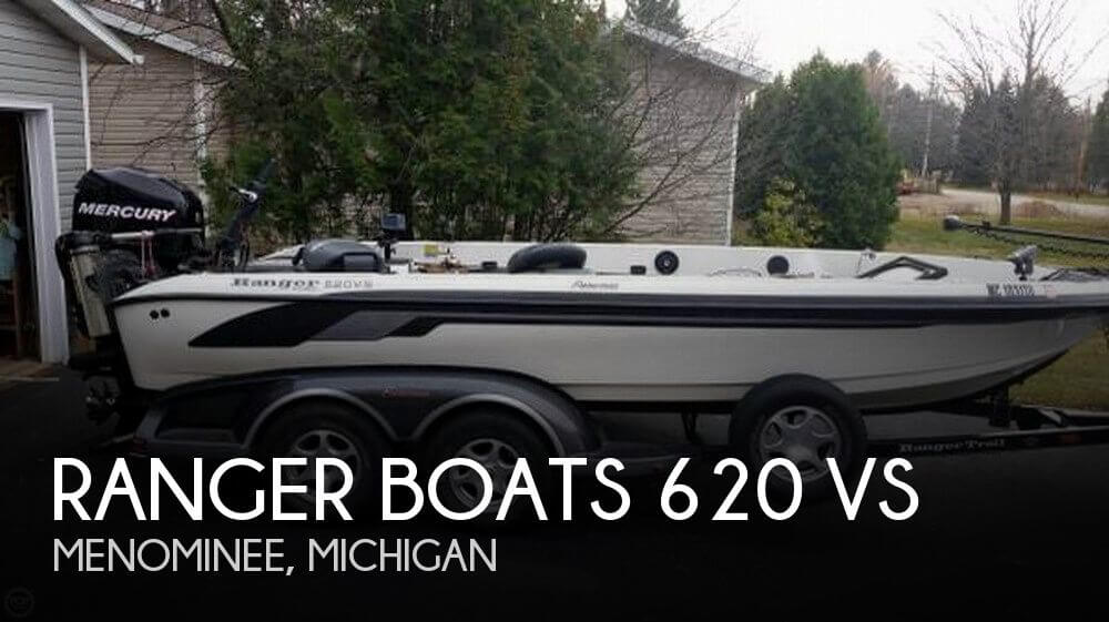 Used Boats For Sale in Green Bay, Wisconsin by owner | 2003 Ranger Boats 20
