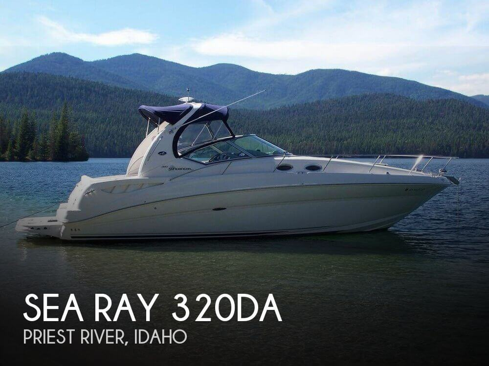 Used Boats For Sale in Spokane, Washington by owner | 2007 Sea Ray 320DA