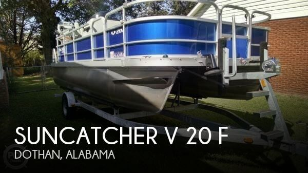 2015 SUNCATCHER V 20 F for sale