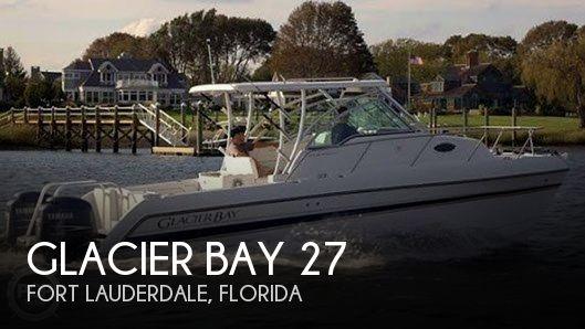 Used GLACIER BAY Boats For Sale by owner   2016 Glacier Bay 27