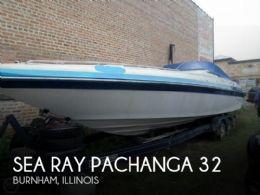 1987 Sea Ray Pachanga 32