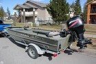 2007 Smoker Craft 1660 Sportsman Tiller - #1