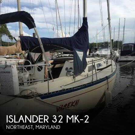 Used Islander Boats For Sale by owner | 1977 Islander 32