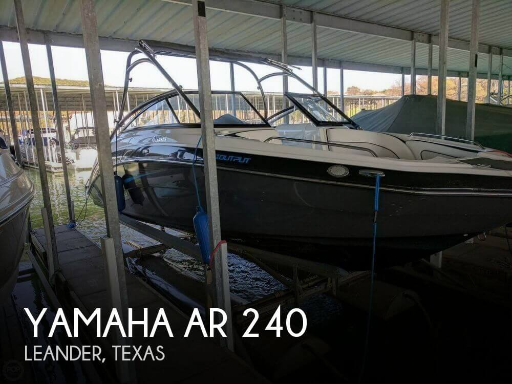 Used Boats For Sale in Killeen, Texas by owner | 2014 Yamaha 23