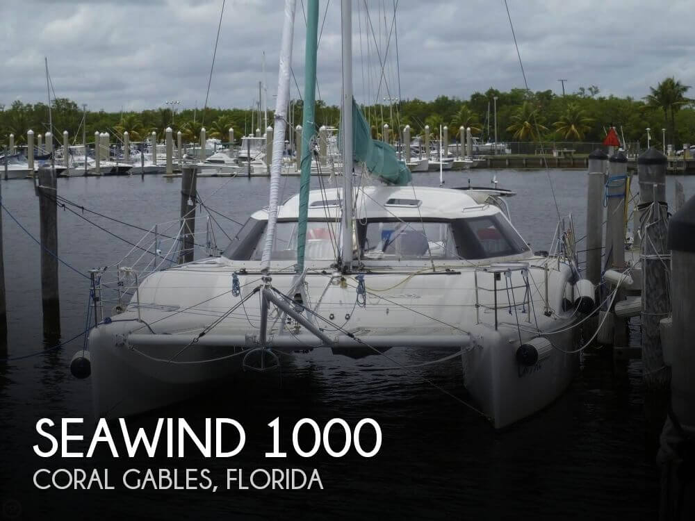 Used Sailboats For Sale  by owner | 1999 33 foot Sea Wind 33