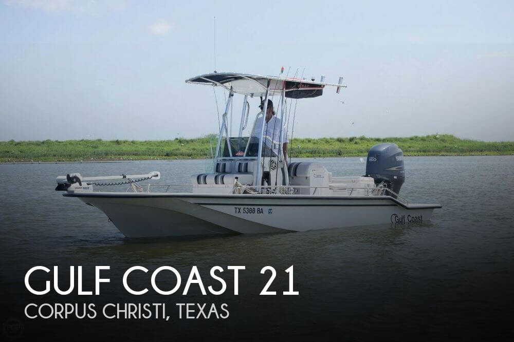 Sold gulf coast 21 39 boat in corpus christi tx 123631 for Commercial fishing boats for sale gulf coast