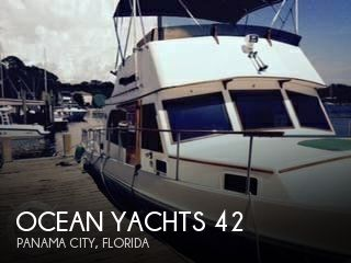 Used Ocean Yachts Boats For Sale by owner | 1980 Ocean Yachts 42