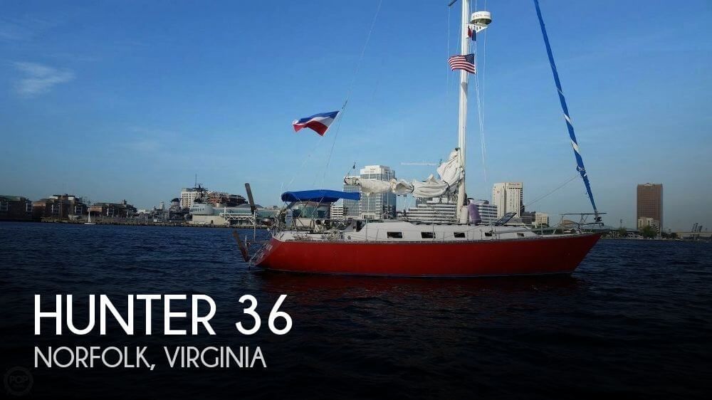 1982 HUNTER 36 for sale