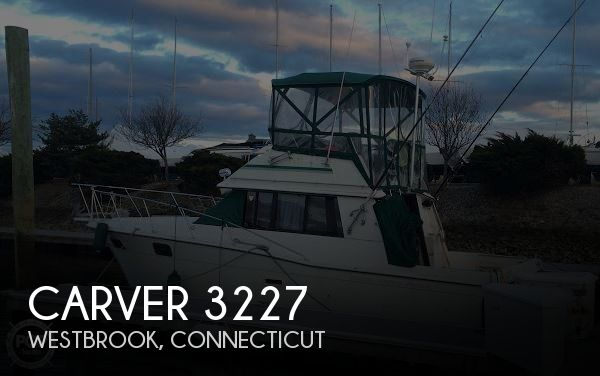 Used Carver 32 Boats For Sale by owner | 1985 Carver 32