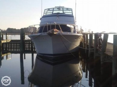 Bertram 58 Convertible, 68', for sale - $155,000