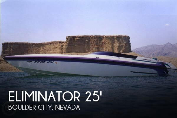 Used ELIMINATOR Boats For Sale by owner | 1996 Eliminator 25