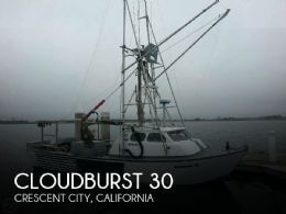 1983 Cloudburst 30