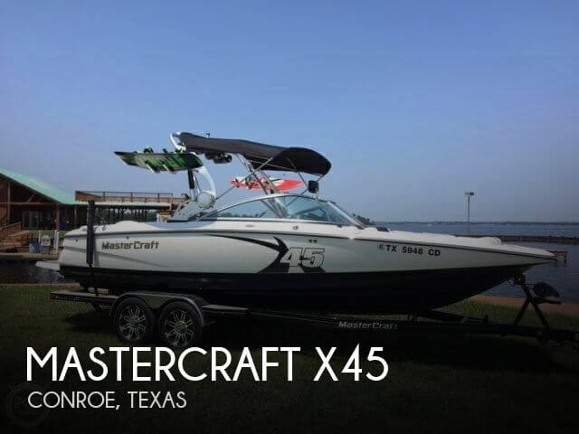 Used Mastercraft Boats For Sale by owner | 2013 Mastercraft 24