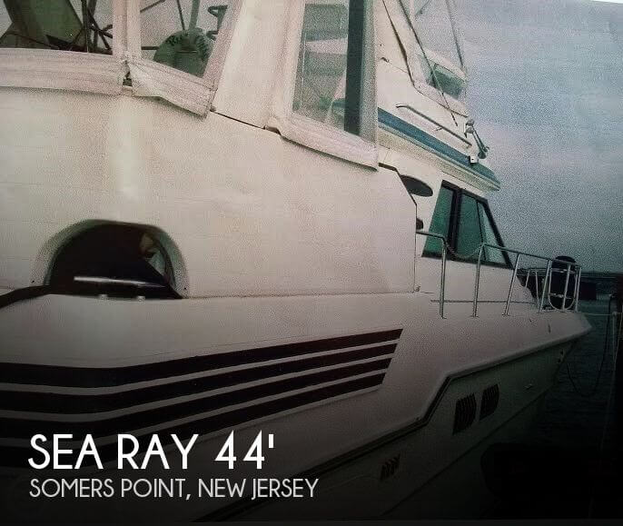 Used Sea Ray 44 Boats For Sale by owner | 1989 Sea Ray 44