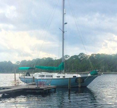 Seafarer 38, 37', for sale - $17,500