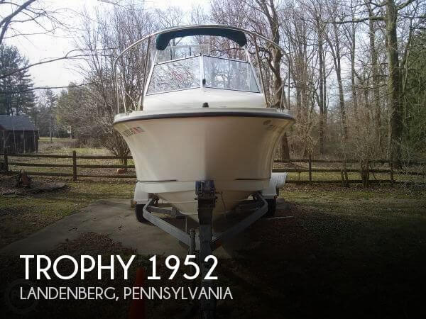 Used Boats For Sale by owner | 2005 Trophy 19