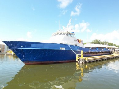 Breaux 135 Crew Passenger Boat, 135', for sale - $1,450,000