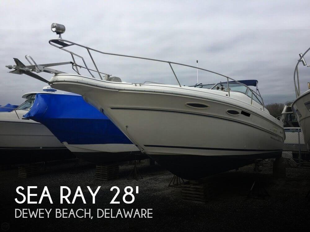 1991 Sea Ray 280 Weekender
