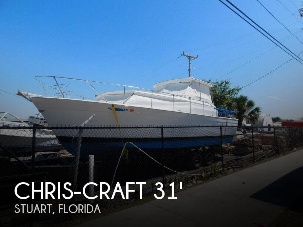 1968 Chris-Craft 31 Commander