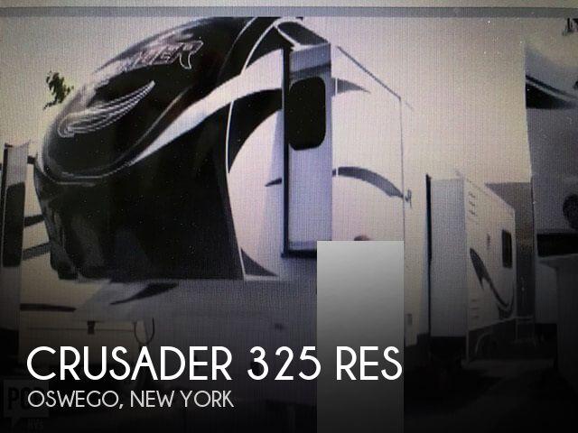 2013 Forest River Crusader 325 RES