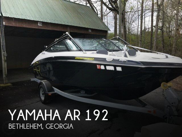 Used Yamaha Ski Boats For Sale in Georgia by owner | 2015 Yamaha 19