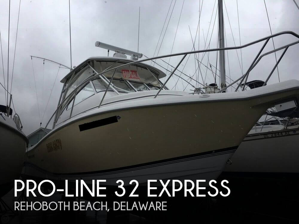 Used Boats For Sale in Delaware by owner | 2005 Pro-Line 32