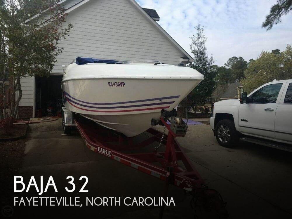 Used Boats For Sale in Raleigh, North Carolina by owner | 1995 Baja 32