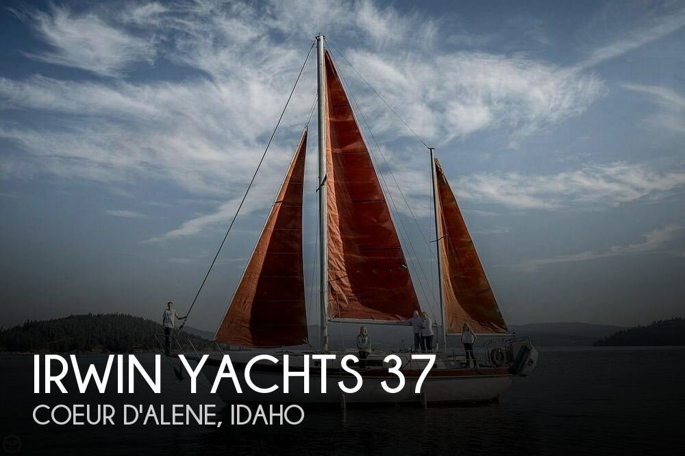 Used Boats For Sale in Spokane, Washington by owner | 1979 Irwin Yachts 37
