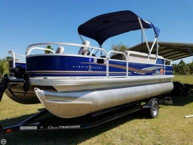 Sun Tracker Fishin Barge 20 DLX, 21', for sale - $19,000