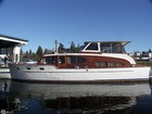 1949 Chris-Craft 46 Double Cabin Flybridge - #1