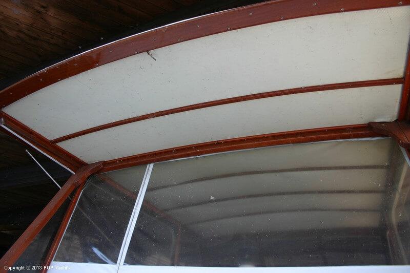 1949 Chris-Craft 46 Double Cabin Flybridge - Photo #31