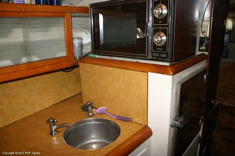 1949 Chris-Craft 46 Double Cabin Flybridge - Photo #38