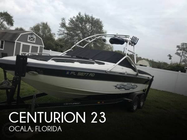 Used Centurion Boats For Sale by owner | 2001 Centurion 23