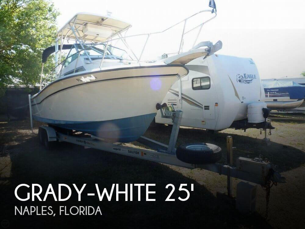 1991 Grady-White Sailfish 252GT