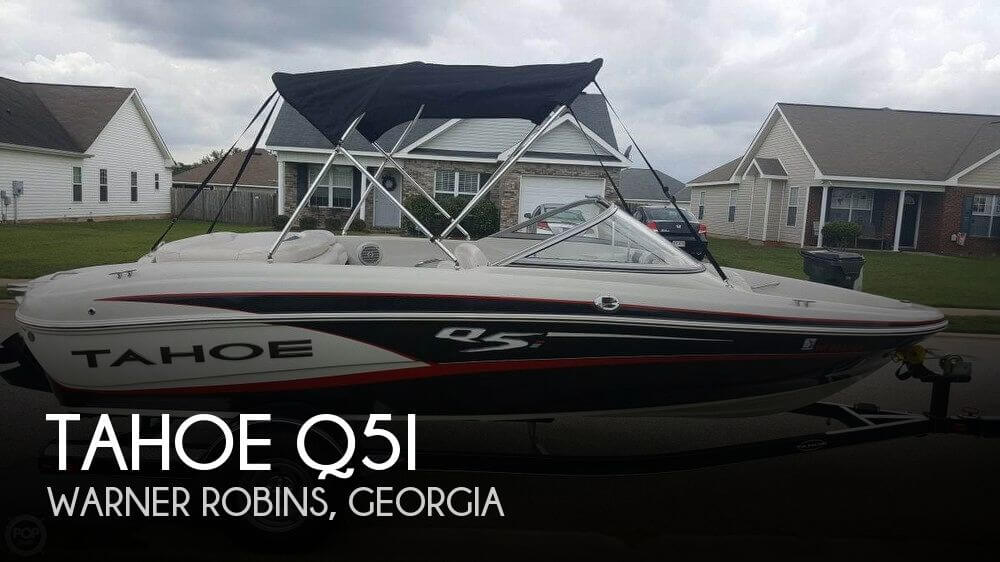 Used Boats For Sale in Macon, Georgia by owner | 2013 Tahoe 19