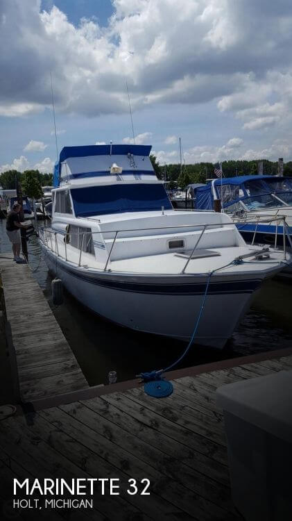 Used Marinette Boats For Sale by owner | 1979 Marinette 32