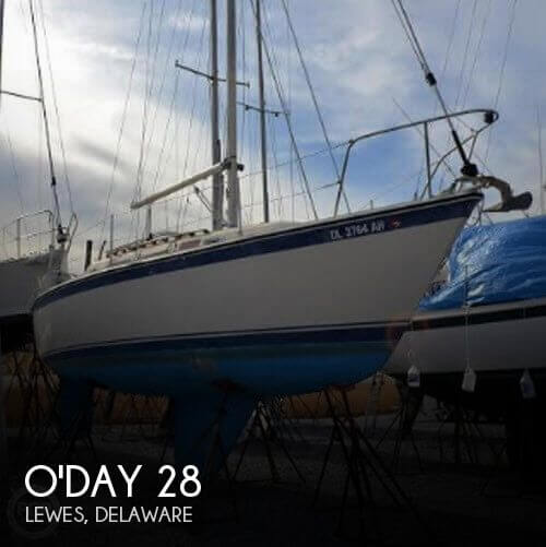Used Sailboats For Sale by owner | 1980 O'day 28