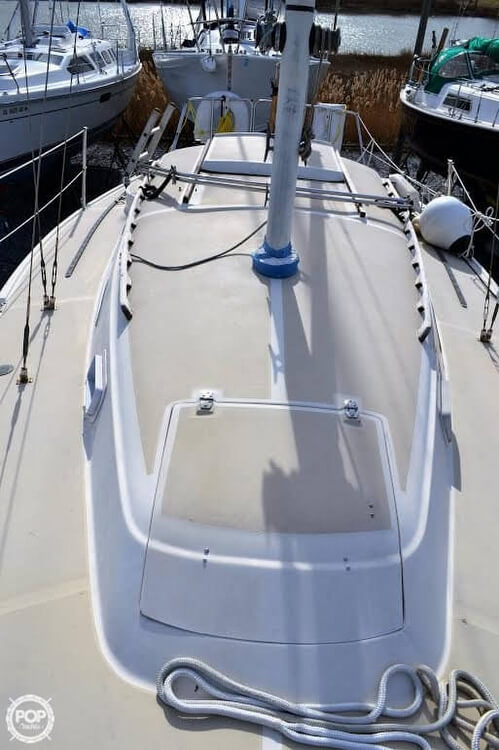 1980 O'day boat for sale, model of the boat is 28 & Image # 13 of 40