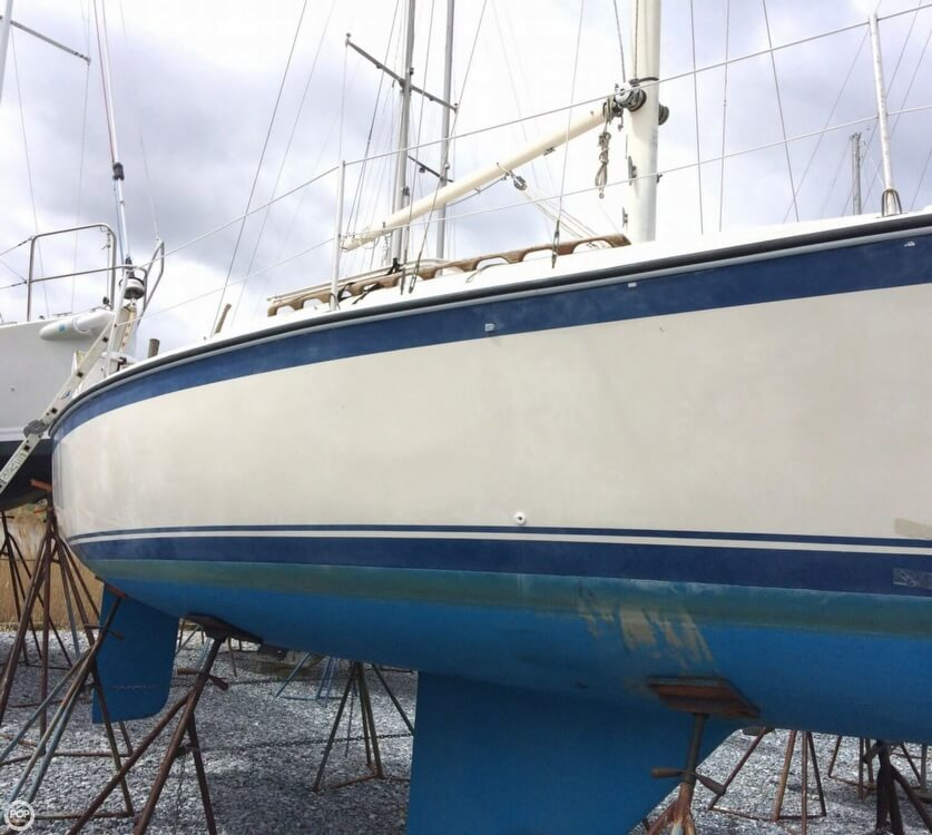1980 O'day boat for sale, model of the boat is 28 & Image # 8 of 40