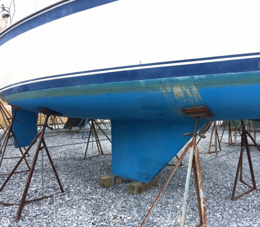 1980 O'day boat for sale, model of the boat is 28 & Image # 9 of 40