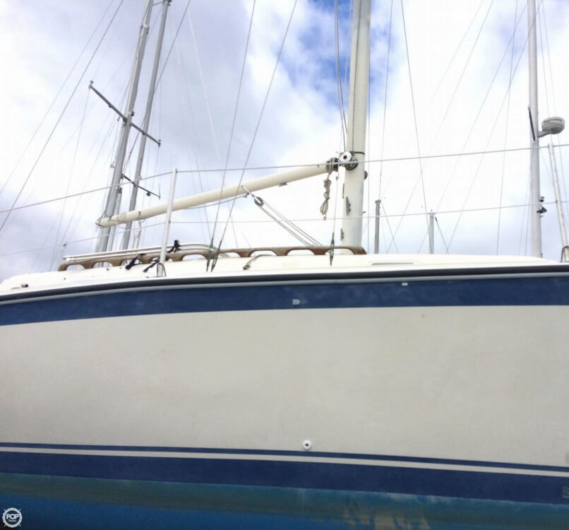 1980 O'day boat for sale, model of the boat is 28 & Image # 6 of 40