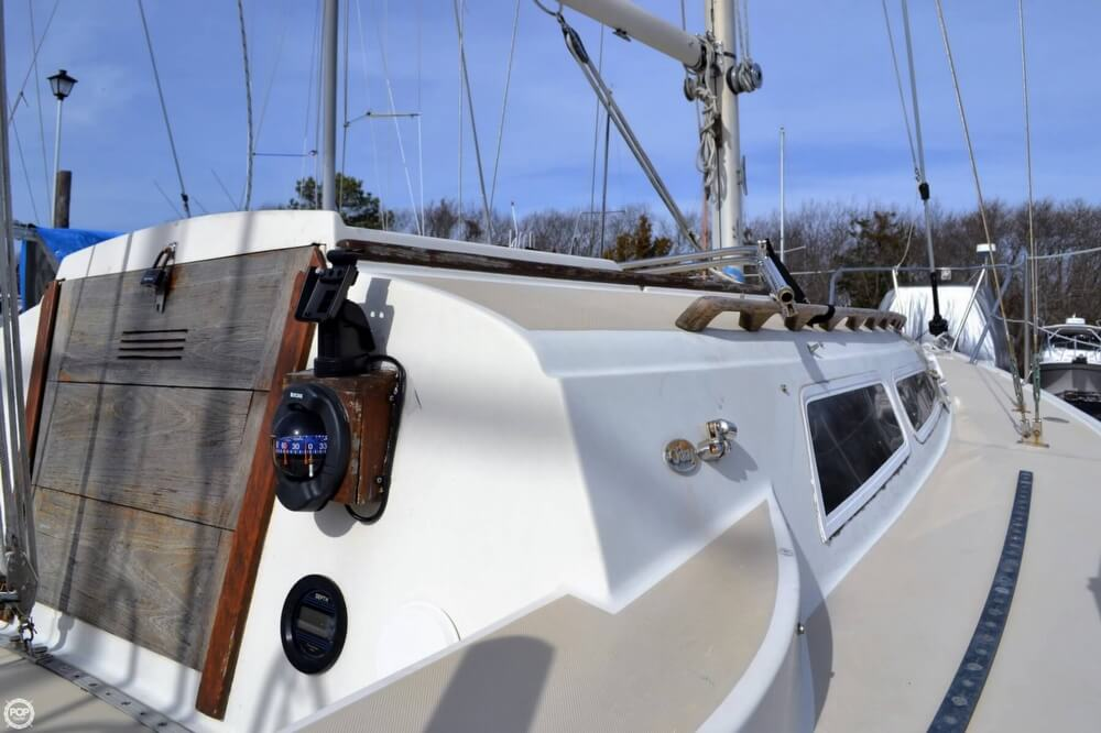 1980 O'day boat for sale, model of the boat is 28 & Image # 18 of 40
