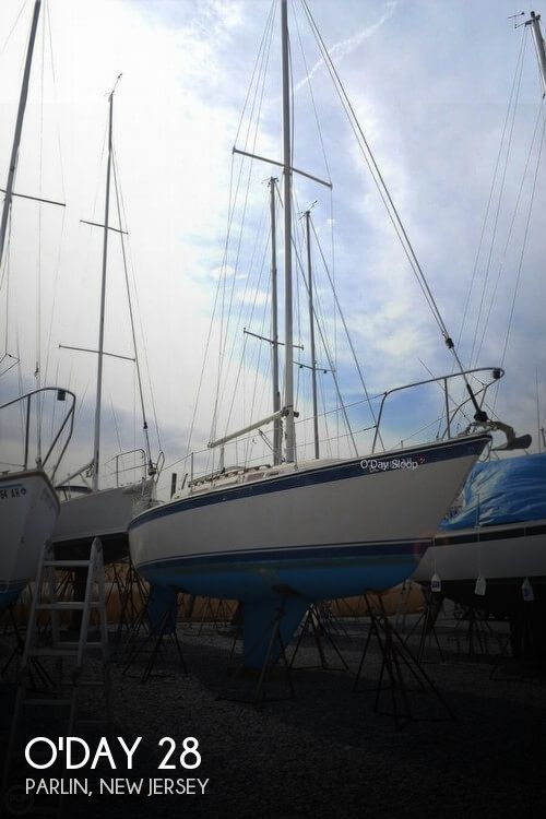 1980 O'day boat for sale, model of the boat is 28 & Image # 1 of 40