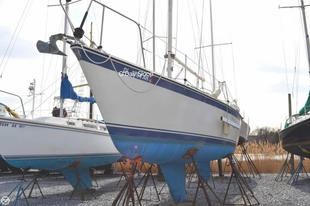 1980 O'day boat for sale, model of the boat is 28 & Image # 3 of 40