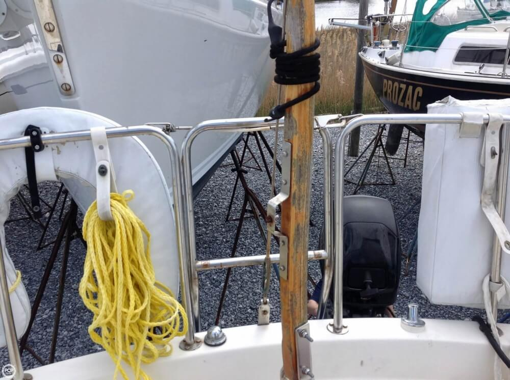 1980 O'day boat for sale, model of the boat is 28 & Image # 27 of 40