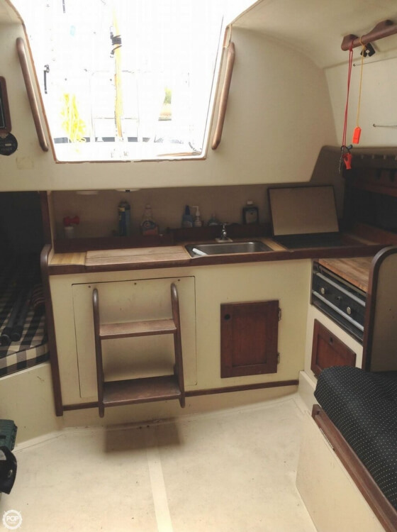 1980 O'day boat for sale, model of the boat is 28 & Image # 34 of 40