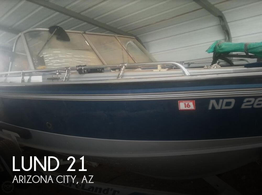 Used Lund Boats For Sale by owner | 1992 Lund 21