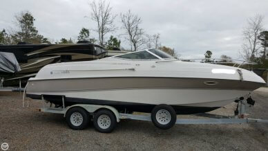 Four Winns 245 Sundowner, 24', for sale - $16,400