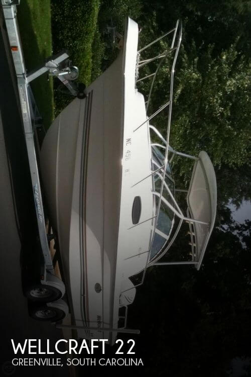 Used Wellcraft 22 Boats For Sale by owner | 2001 Wellcraft 22
